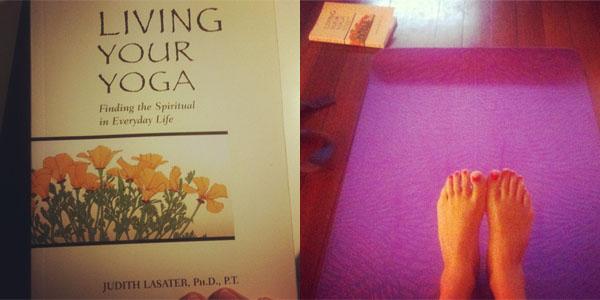 Living your yoga, Judith Lasater