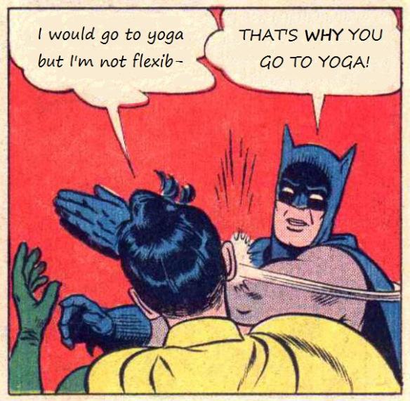 Flexible Batman
