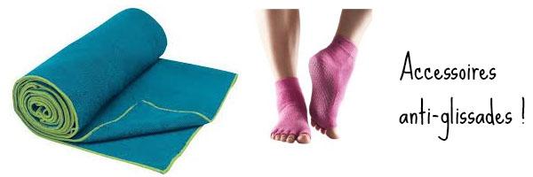 Bien adhérer à son tapis de yoga