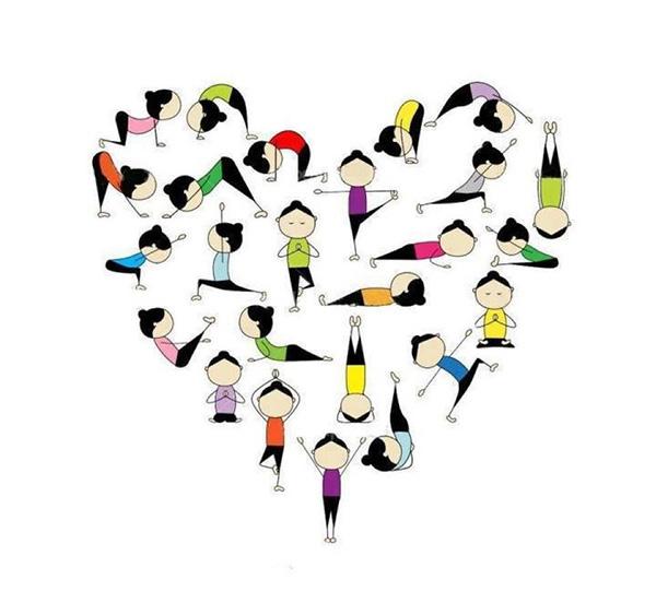 bon anniversaire yoga