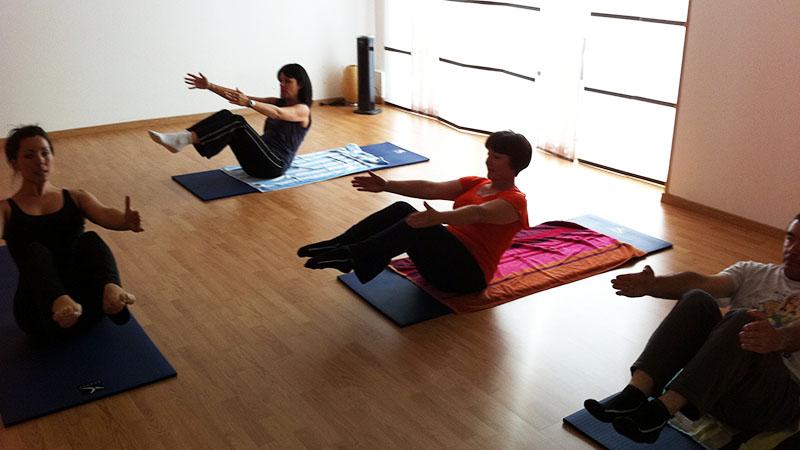 Charlotte Rondony Pilates 2