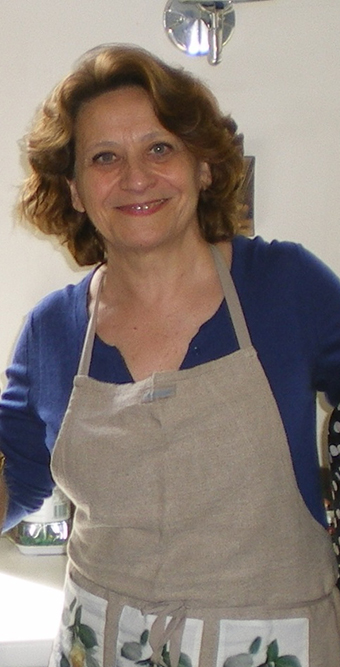 Lucile et la cuisine ayurvédique