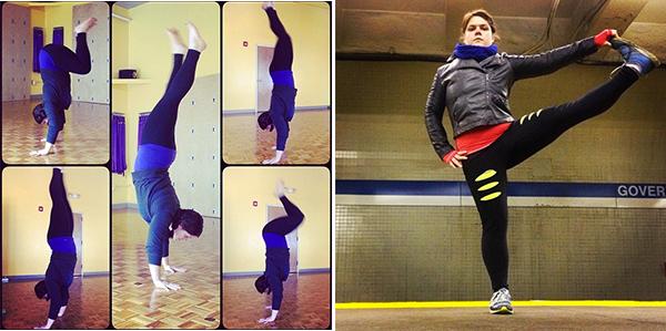 Whitney yoga 2