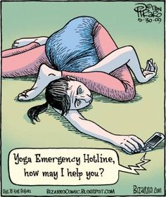 yoga emergency