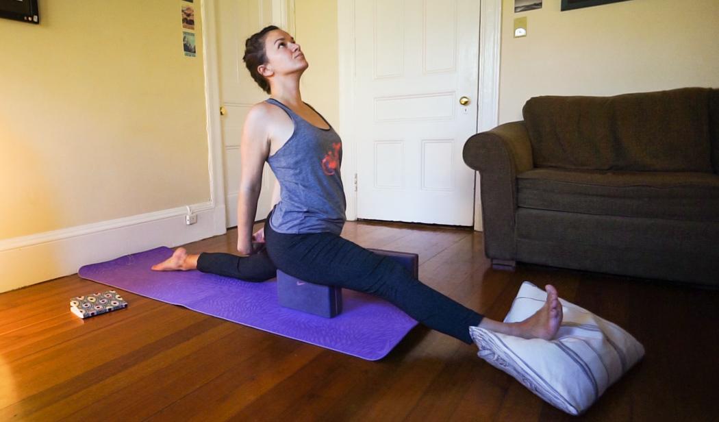 Mathilde yoga step by step-1