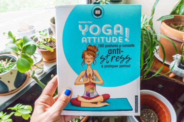 Yoga Attitude carnet yoga Mathilde Piton